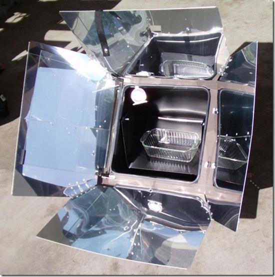Solar Sun Oven