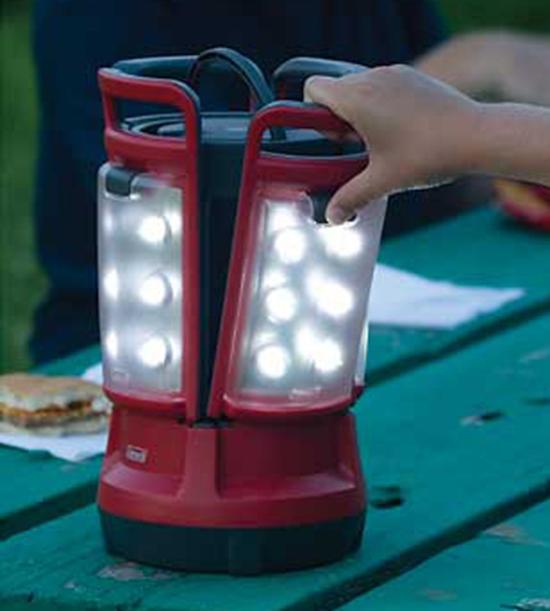 Coleman LED Quad Lantern Review
