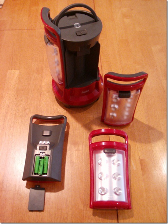 Coleman Led Quad Lantern Review Gadgetking Com