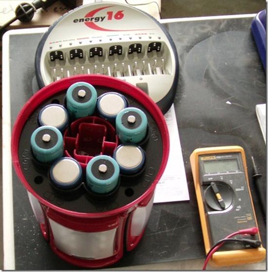 Coleman LED Quad Lantern Batteries