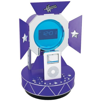 Disney Hannah Montana Clock Radio