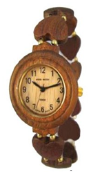 Tense Wood Ladies Watch