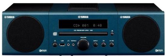 Yamaha MCR-140 Blue