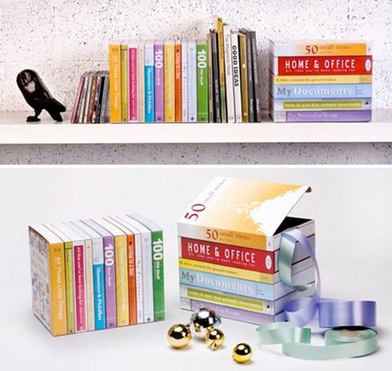 Boox Store Boxes book safe