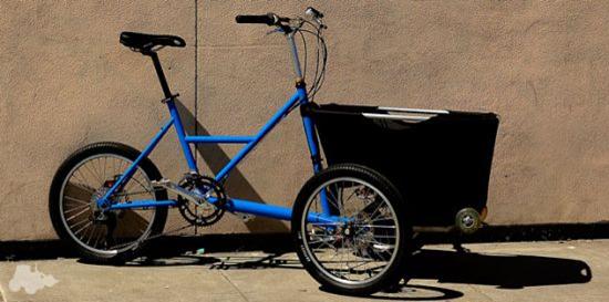 Onya Electric Trike