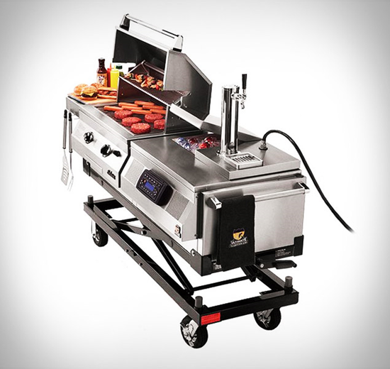 Grill 'N Chill Tailgater