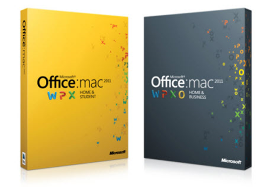 2011 Office for Mac