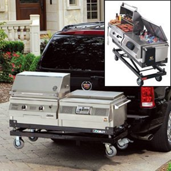 Grill N Chill Tailgate Package