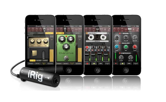 AmpliTube 2 for iPhone