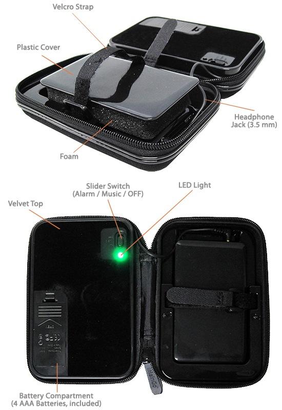 iMainGo 2 stereo case