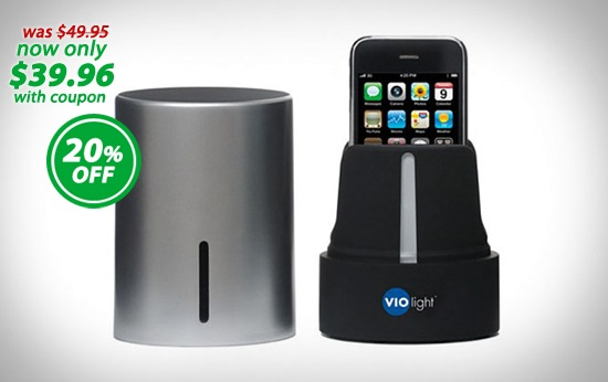 violight UV Cell Phone Sanitizer