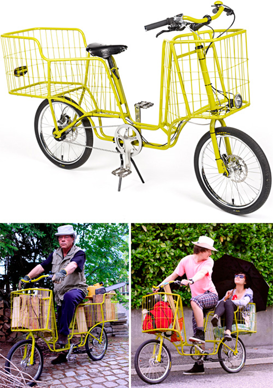 Camioncyclette Bike