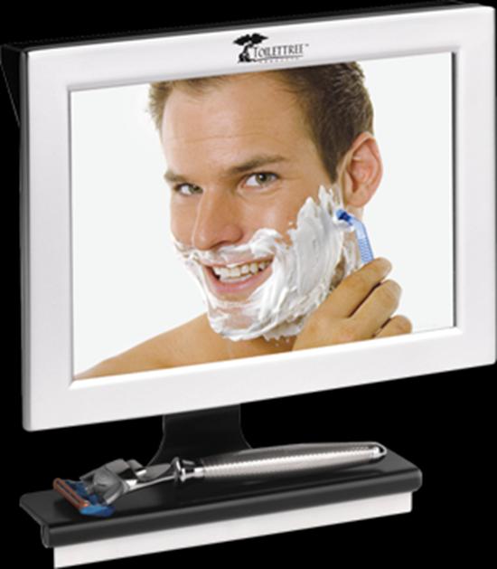ToiletTree Best Fogless Shower Mirror