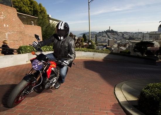 2011 Zero Motorcycles