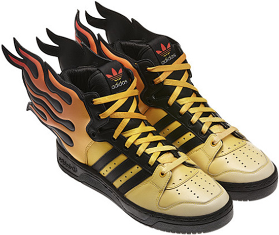 Adidas Jeremy Scott JS Wings 2.0 Shoes