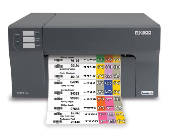 Primera RX900 Color RFID Printer