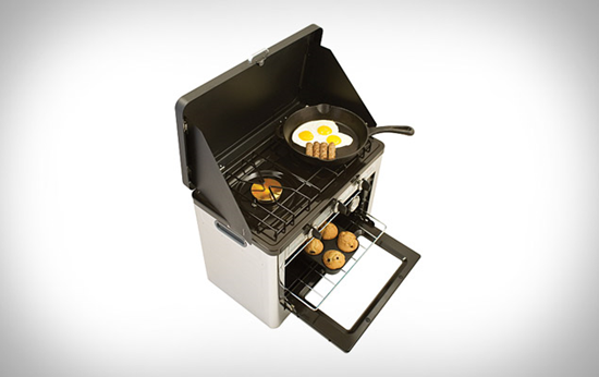 Camp Chef Oven