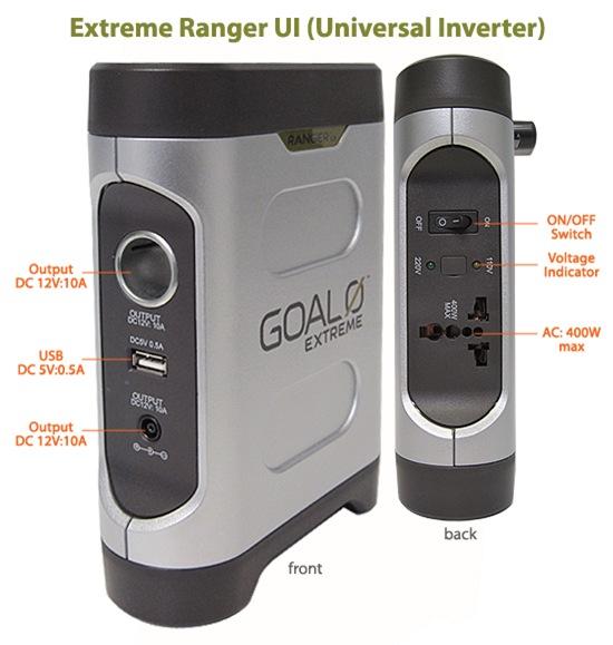 Extreme Ranger UI Universal Inverter