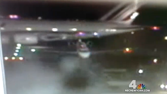 Airplane Collision