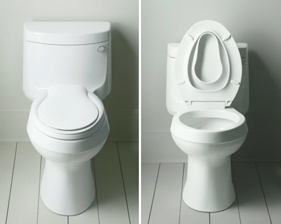 Kohler Quiet Closing Toilet Seat