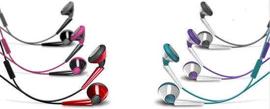 iSkin EarTones