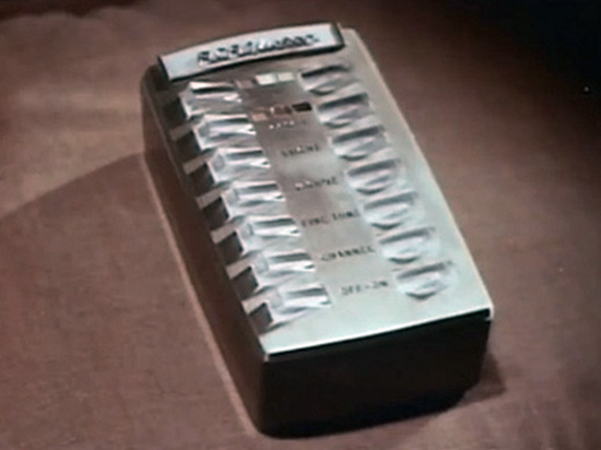 World's First TV Remote