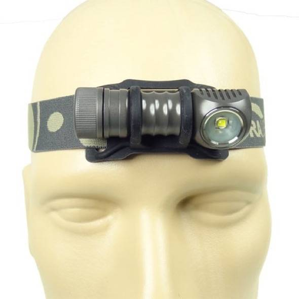 ZebraLight H502 Flood Headlamp