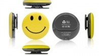 Smiley Face Button Camera DVR