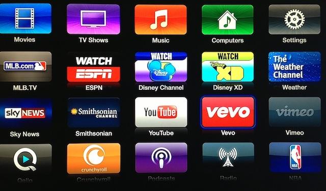 Apple TV Updates