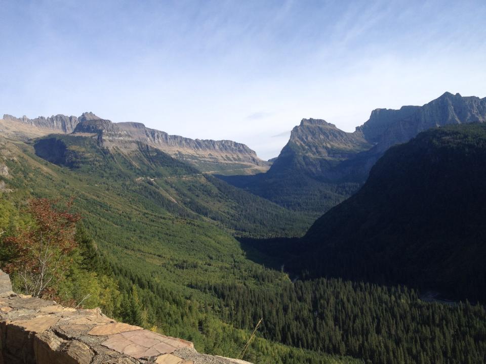 Glacier Park View