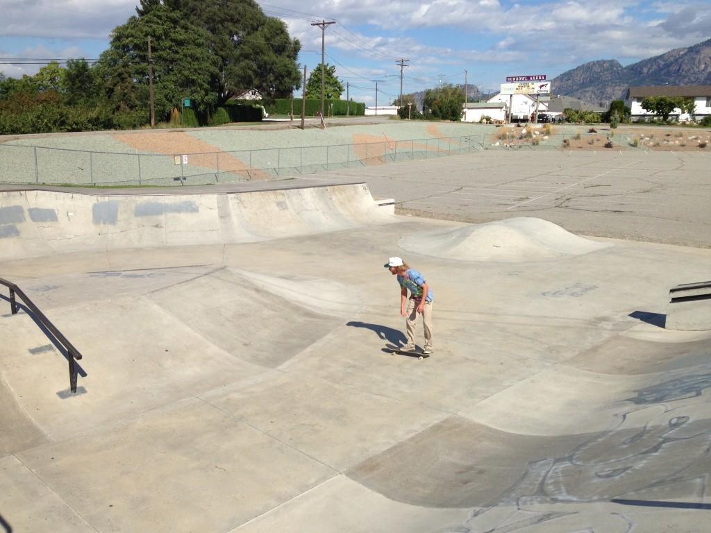 Little Russ Skate Park