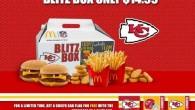 McDonalds Blitz Box