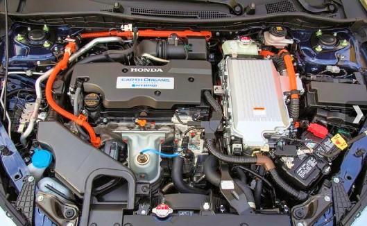 2014 Honda Accord Hybrid Engine