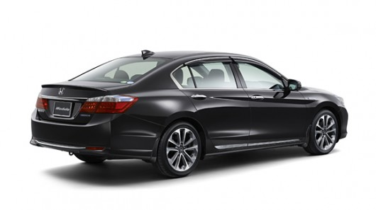 2014 honda accord hybrid gets 50 mpg in the city. Black Bedroom Furniture Sets. Home Design Ideas