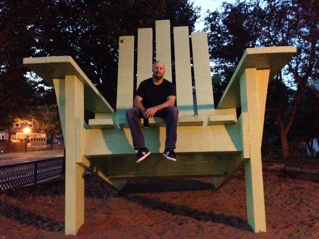 Big Chair Russ