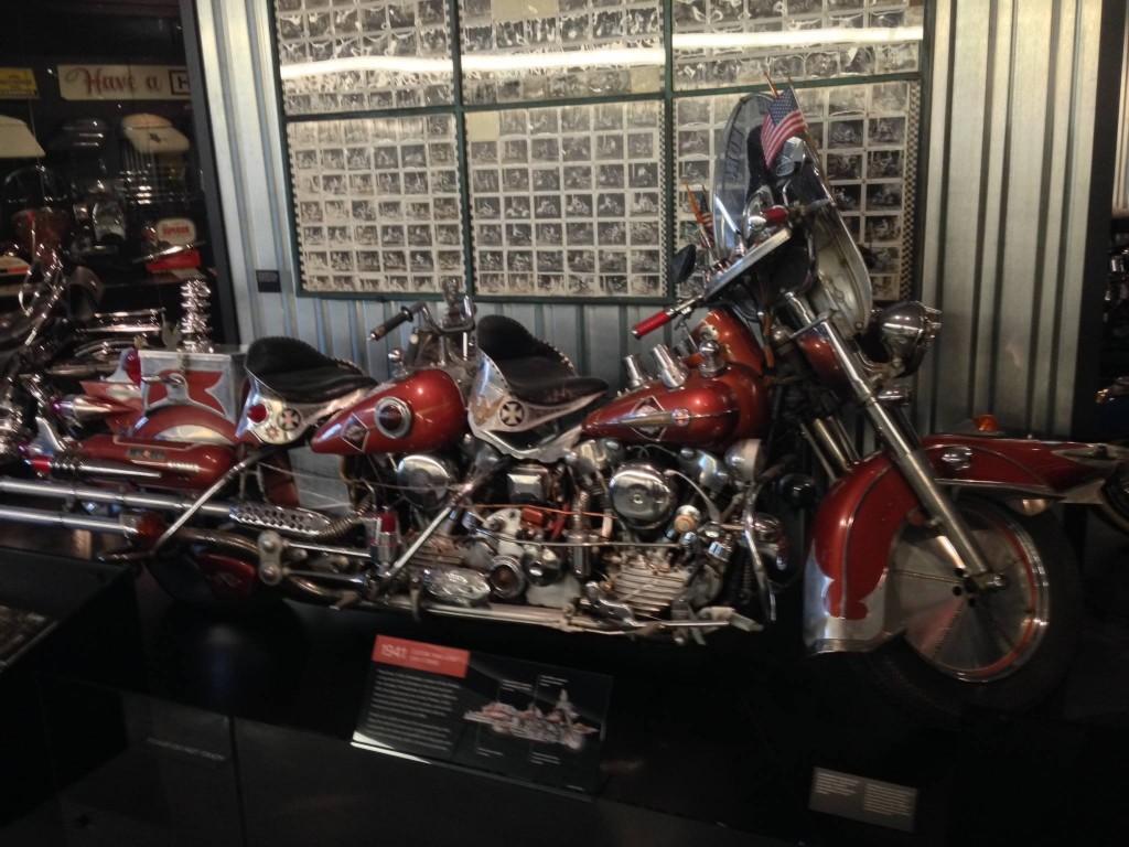 Crazy Harley Davidson