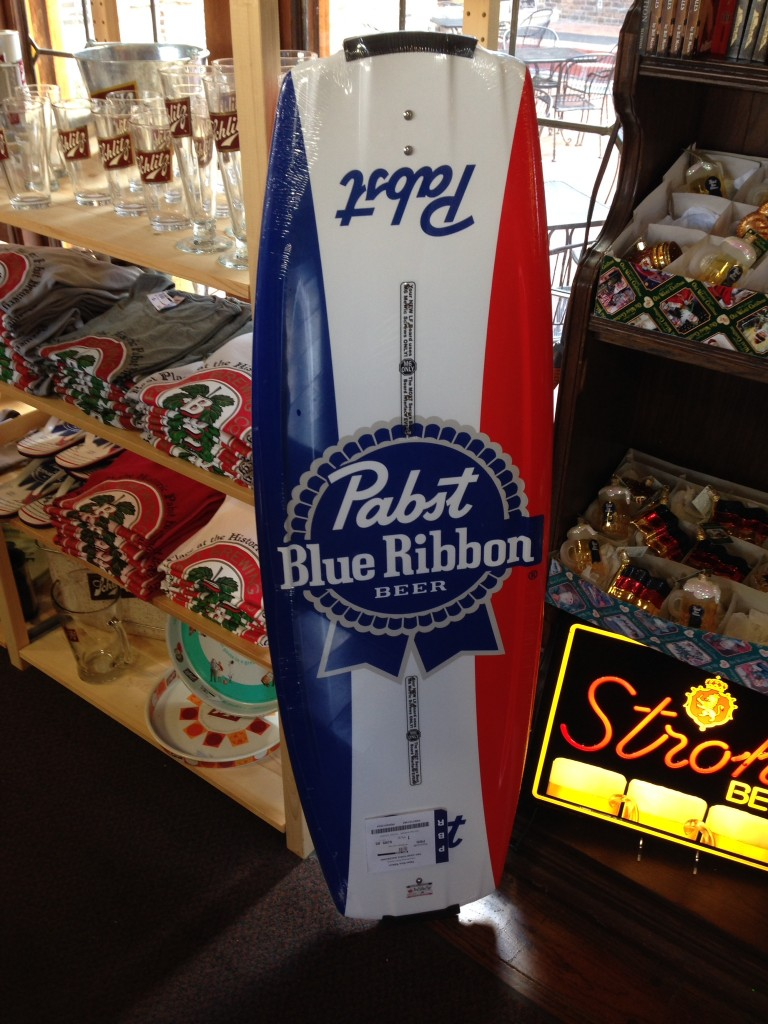 Pabst Wakeboard