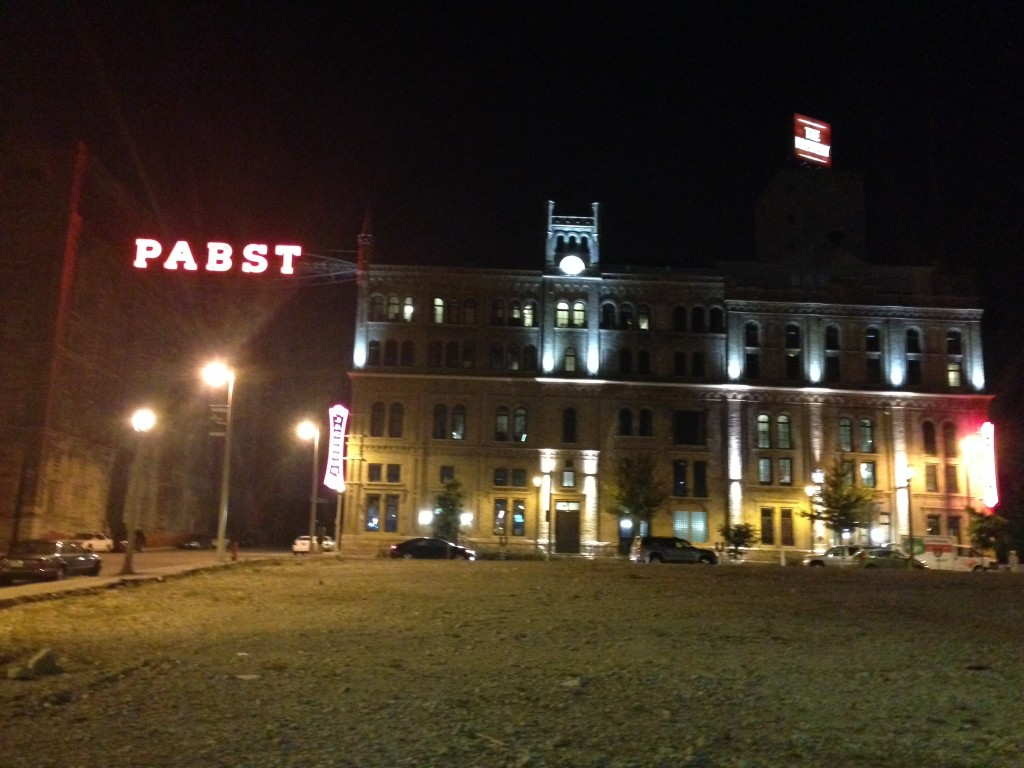 Pabst Brewery Hotel