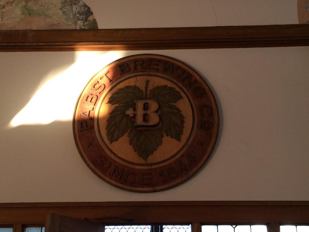 Pabst Brewing Logo