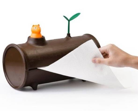 Log'n Roll Paper Towell Dispenser