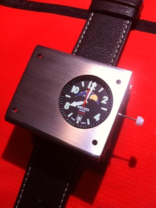 Bathys Hawaii Cesium 133 Watch