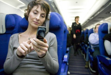 FAA Allows Cell Phone Use