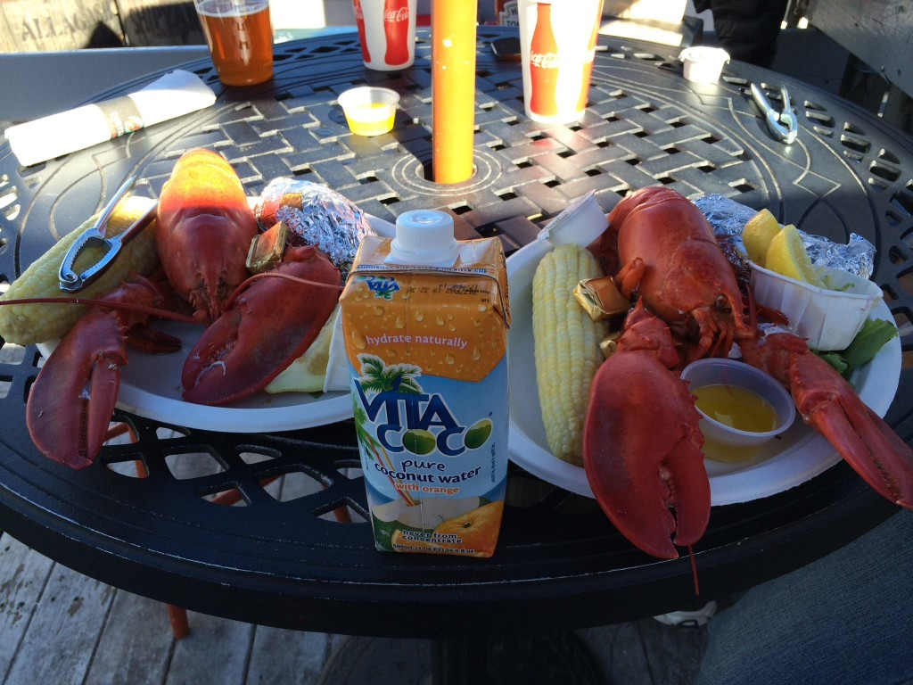 Vita Coco Lobster Meal