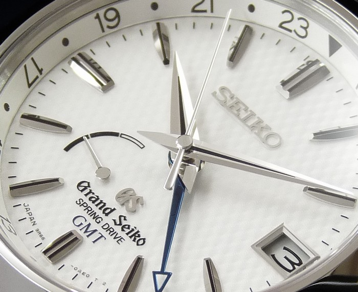 Grand Seiko SBGE009 Close Up