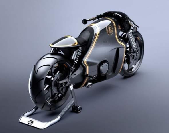 Lotuc C-01 Superbike