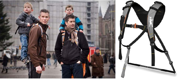 Piggyback Rider Backpack