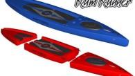 Folding Stand Up Paddleboard