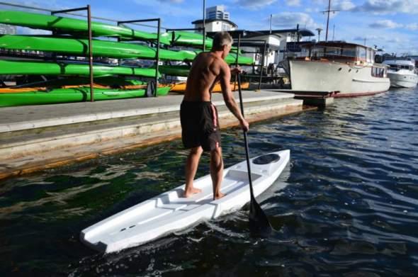 rum runner sup paddleboard