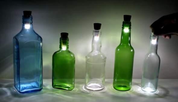 LED Bottle Light