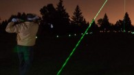 LED Glowing Golf Balls